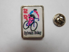 JO , Jeux Olympiques Barcelone 92 , Cyclisme Vélo , Sylvain Bolay - Jeux Olympiques