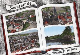 V11459 Cpsm Souvenir De Auzances - Auzances