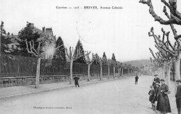 V11475 Cpa 19 Brive -  Avenue Cabanis - Brive La Gaillarde