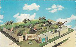 New York World's Fair 1964-65 - Sinclair Dinoland - Ausstellungen