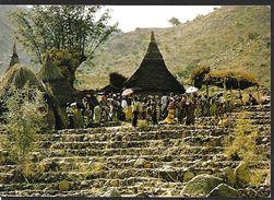 ! -  Cameroun - Koza - Fête De La Récolte - Envoi De Yaoundé En 1982 - Cameroun