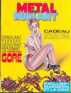 No PAYPAL !! : Metal Hurlant 105 Mirka Lugosi Pin Up ,Pierre Clément Tramber MAX Schuiten Chaland Cinéma GORE Masse 1984 - Métal Hurlant