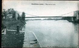 45, Chatillon Sur Loire, Vue Sur La Loire - Chatillon Sur Loire