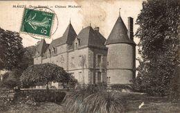 MAUZE CHATEAU MICHELIN - Mauze Sur Le Mignon