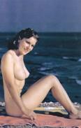 CPSM Pin-up Erotisme Eros Nu Artistique Naturiste Naturisme Nude Nu Féminin Curiosa - Pin-Ups