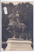 CARTE-PHOTO- STATUE DE JEANNE D ARC - Histoire