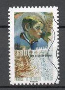 FRANCE 2016 Oblitéré : - L'art Du Portrait - KlebeBriefmarken