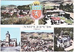 69. Gf. AMPLEPUIS. 5 Vues + Blason. 11 - Amplepuis
