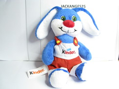 MAXI KINDER LAPIN FERRERO BRUXELLES - Maxi (Kinder-)