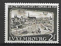 Lux 1956 - Yv N° 517 - Mi N° 558 ** - Nuevos