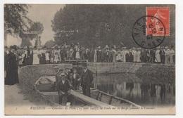 18 CHER - VIERZON Concours De Pêche 1907 (voir Descriptif) - Vierzon