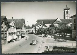 GOSSAU - HERISAUERSTRASSE - KATH.KIRCHE - SG St. Gall