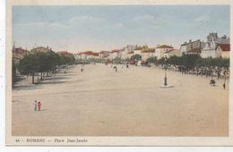 26....ROMANS  PLACE JEAN JAURES  1938..TTBE - Romans Sur Isere
