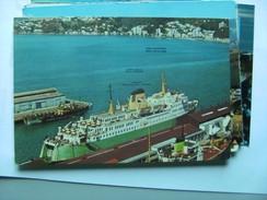Nieuw Zeeland New Zealand Railways Cook Strait Rail Ferries Wellington To Piction - Nieuw-Zeeland