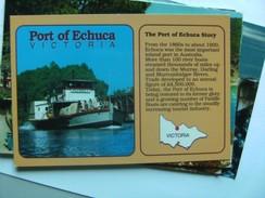 Australië Australia Victoria Port Of Echuca - Andere