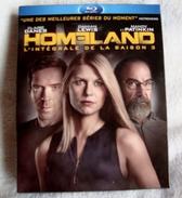 Homeland - L'intégrale De La Saison 3 (2013) - Blu-ray Homeland - TV-Reeksen En Programma's