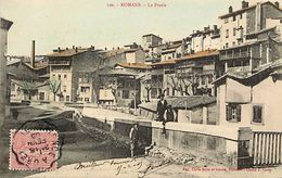 -ref-U938- Drome - Romans Sur Isere - La Presle - Carte Colorisee Bon Etat - - Romans Sur Isere