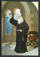 España_Benisalem_Museo Historial De Mallorca_Ramon Llull, En El Colegio De Lenguas Orientales De Miramar. (Año 1276) - Museos