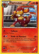 Carte Pokemon 16/99 Flamoutan 90pv 2012 - Pokemon