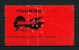 BARON ROJO  (1982) - Concert Tickets
