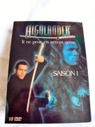 Dvd Zone 2 Highlander - Saison 1 (1992) Vf Ou Vo - TV-Reeksen En Programma's