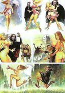 Sexy Houmor Comic Book Dracula - Humor