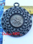 Medaille :Netherlands- Medaille - Honden ( Emaille ) - Netherland
