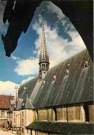 21 - Beaune - L'Hotel Dieu - Vue De La Cour Intérieure - Voir Scans Recto-Verso - Beaune