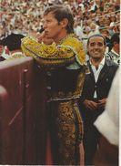 """Corrida De Toros. Manuel Benitez """" El Cordobes""""  # 06993 - Corrida"""