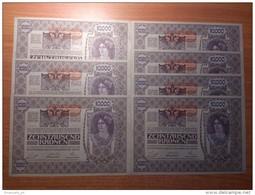 Austria 10000 Kronen 1918 II Auflage UNC/AUNC - Austria