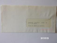Sicob 1980 - Marcofilie (Brieven)