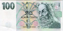 République Tchèque Czech Republic 100 Korum 1997 P18 - Tchéquie