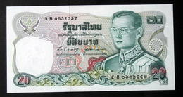Thailand Banknote 20 Baht Series 12 P#88 SIGN#57a UNC - Thailand