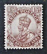 EFFIGIE DE GEORGE V 1911/26 - NEUF ** - YT 80 - India (...-1947)