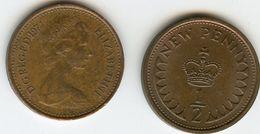 Grande Bretagne Great Britain 1/2 New Penny 1974 KM 914 - 1971-… : Monnaies Décimales