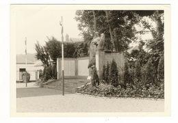 """EURE /  BERNAY / LE MONUMENT AUX MORTS  /  Cliché Unique """"R. MEES"""" , Pris En Juin 1971 - Bernay"""