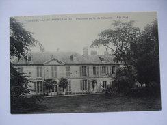 FRANCE - Verrieres Le Buisson - Propriete De M. De Vilmorin - Verrieres Le Buisson