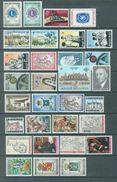 BELGIUM - 1967 - MNH/***LUXE -  JAAR ANNEE YEAR 1967 COMPLETE BLOC INCLUDED  - QUOTATION 18.5 EUR - Lot 15755 - Belgique