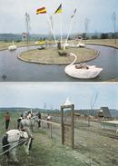 BERG..PARC PARADISLAND...1971  LOT DE 2 CARTES - Autres Communes