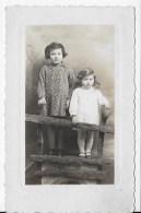 PHOTO Enfants - Anonyme Personen