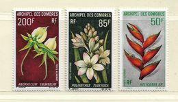 COMORES ( FRCOM - 38 )  1969  N° YVERT ET TELLIER   N° 26/28    N** - Airmail