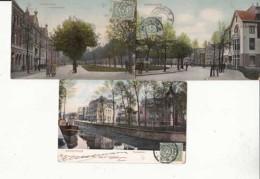Pays Bas - Groningen - Groningen -  3 Cartes   -  Achat Immédiat - Groningen