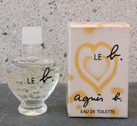 AGNES B - LE B - Eau De Toilette Pour Femme - Miniatures Femmes (avec Boite)