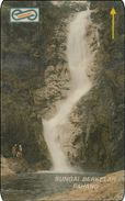 Macao  Phonecard Wasserfall Waterfalls  34MSABO10009 - Macau