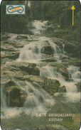 Macao  Phonecard Wasserfall Waterfalls  34MSAA024950 - Macau