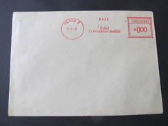 BRIEF Praha 3 Svaz Zahradnicko 1948 Svit  Frankotype Freistempel Postfreistempel /// N1690 - Tschechoslowakei/CSSR