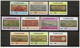 Antilles / Curacao 2011 Papiergeld Banknotes MNH - Curaçao, Antille Olandesi, Aruba