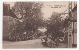 46 LOT - SOUCIRAC La Grande Rue - Francia