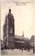 NEUSTADT - Elgise Et Place Du Marché    (Recto/Verso) - Neustadt Am Rübenberge