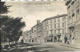 LIVORNO (Italie) VIALE Regina Margherita - Autres